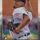 Angel Nesbitt 2015 Topps Update Rookie #US236 Detroit Tigers Baseball Card
