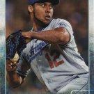 Juan Nicasio 2015 Topps Update #US279 Los Angeles Dodgers Baseball Card