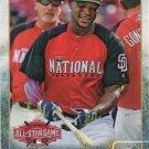 Justin Upton 2015 Topps Update #US273 San Diego Padres Baseball Card