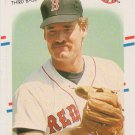Wade Boggs 1988 Fleer #345 Boston Red Sox Baseball Card