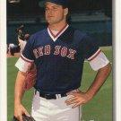 Roger Clemens 1992 Upper Deck #545 Boston Red Sox Baseball Card