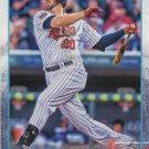 Chris Colabello 2015 Topps #41 Minnesota Twins Baseball Card