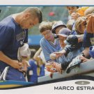 Marco Estrada 2014 Topps #598 Milwaukee Brewers Baseball Card