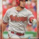 David Peralta 2015 Topps #260 Arizona Diamondbacks Baseball Card