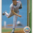David Cone 1989 Upper Deck #584 New York Mets Baseball Card