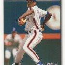 Dwight Gooden 1992 Upper Deck #135 New York Mets Baseball Card