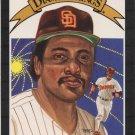 Tony Gwynn 1989 Donruss #6 San Diego Padres Baseball Card