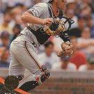 Kurt Manwaring 1994 Leaf #55 San Francisco Giants Baseball Card