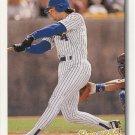 Paul Molitor 1992 Upper Deck #423 Milwaukee Brewers Baseball Card