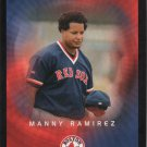 Manny Ramirez 2003 Upper Deck Victory #17 Boston Red Sox Baseball Card
