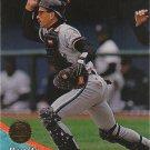 Benito Santiago 1994 Leaf #96 Florida Marlins Baseball Card