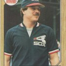 Ray Searage 1987 Topps #149 Chicago White Sox Baseball Card