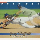 Gary Sheffield 1993 Upper Deck #222 San Diego Padres Baseball Card
