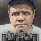 Babe Ruth 2015 Topps Sultan of Swat #RUTH-8 New York Yankees Baseball Card