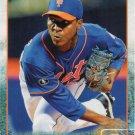 Rafael Montero 2015 Topps #653 New York Mets Baseball Card