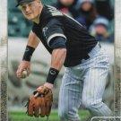Gordon Beckham 2015 Topps Update #US31 Chicago White Sox Baseball Card