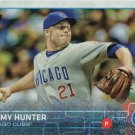 Tommy Hunter 2015 Topps Update #US143 Chicago Cubs Baseball Card