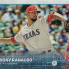 Anthony Ranaudo 2015 Topps Update Rookie #US109 Texas Ranges Baseball Card
