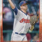 Ryan Webb 2015 Topps Update #US327 Cleveland Indians Baseball Card