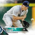 Kyle Seager 2016 Topps #5 Seattle Mariners Baseball Card