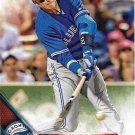 Troy Tulowitzki 2016 Topps #74 Toronto Blue Jays Baseball Card