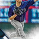 Jake McGee 2016 Topps #189 Tampa Bay Rays Baseball Card