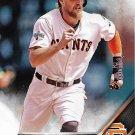 Hunter Pence 2016 Topps #154 San Francisco Giants Baseball Card