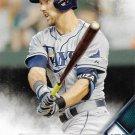 Steven Souza Jr. 2016 Topps #324 Tampa Bay Rays Baseball Card