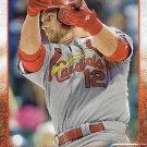 Mark Reynolds 2015 Topps Update #US333 St. Louis Cardinals Baseball Card