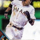 Dee Gordon 2016 Topps #147 Miami Marlins Baseball Card