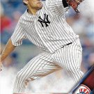 Nathan Eovaldi 2016 Topps #168 New York Yankees Baseball Card