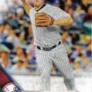 Chase Headley 2016 Topps #194 New York Yankees Baseball Card