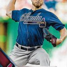 Shelby Miller 2016 Topps #60 Atlanta Braves Baseball Card