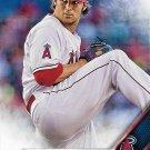 C.J. Wilson 2016 Topps #256 Los Angeles Angels Baseball Card