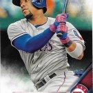 Elvis Andrus 2016 Topps #277 Texas Rangers Baseball Card