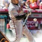 Adam Jones 2016 Topps #201 Baltimore Orioles Baseball Card