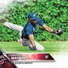 Cameron Maybin 2016 Topps #156 Atlanta Braves Baseball Card