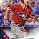 David Murphy 2016 Topps #227 Los Angeles Angles Baseball Card