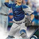 Mike Zunino 2016 Topps #210 Seattle Mariners Baseball Card