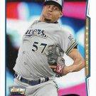Francisco Rodriguez 2014 Topps Update #US9 Milwaukee Brewers Baseball Card