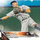 Ian Kinsler 2016 Topps #275 Detroit Tigers Baseball Card