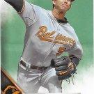 Miguel Gonzalez 2016 Topps #422 Baltimore Orioles Baseball Card