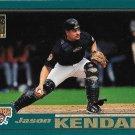 Jason Kendall 2001 Topps #155 Pittsburgh Pirates Baseball Card