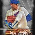 Nolan Ryan 2016 Topps Greatest Streaks #GS-08 Texas Rangers Baseball Card