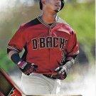 Jean Segura 2016 Topps #409 Arizona Diamondbacks Baseball Card
