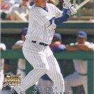 Kosuke Fukudome 2008 Upper Deck Rookie #708 Chicago Cubs Baseball Card
