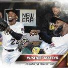 Andrew McCutchen-Josh Harrison 2016 Topps Update #US30 Pittsburgh Pirates Baseball Card