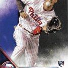Tyler Goeddel 2016 Topps Update Rookie #US247 Philadelphia Phillies Baseball Card