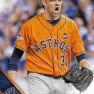 Collin McHugh 2016 Topps #652 Houston Astros Baseball Card