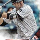Austin Romine 2016 Topps Update #US47 New York Yankees Baseball Card
